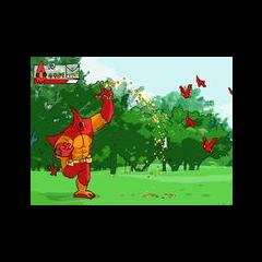 Arte en un juego inexistente titulado