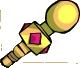 Kings scepter