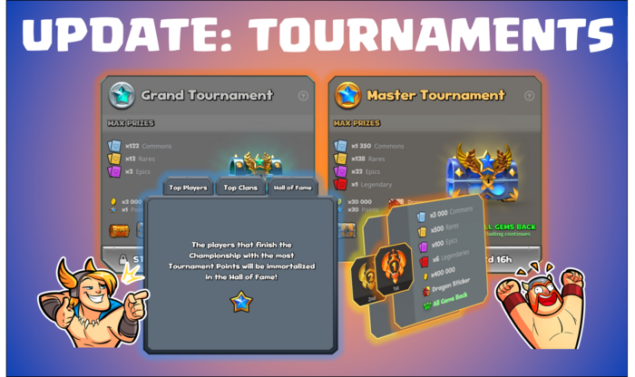 Update-Tournaments