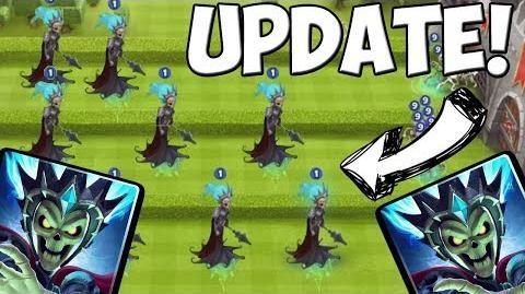NEUE LEGENDARY! Skull Queen Castle Crush Update