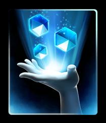 Crystal ritual
