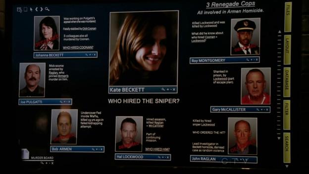 Beckett Conspiracy | Castle Wiki | FANDOM powered by Wikia