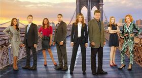 Castle Group Photo Season 6