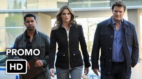 """Castle 5x20 Promo """"The Fast And The Furriest"""" (HD)"""