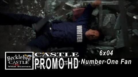 "Castle 6x04 Promo ""Number One Fan"" (HD) Season 6 Episode 4"