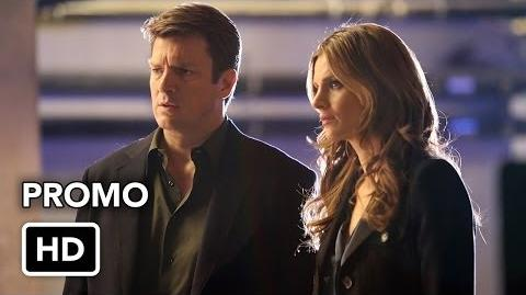"""Castle 6x08 Promo """"A Murder Is Forever"""" (HD)"""