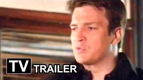 "Castle 7x13 ""I, Witness"" Promo Trailer"