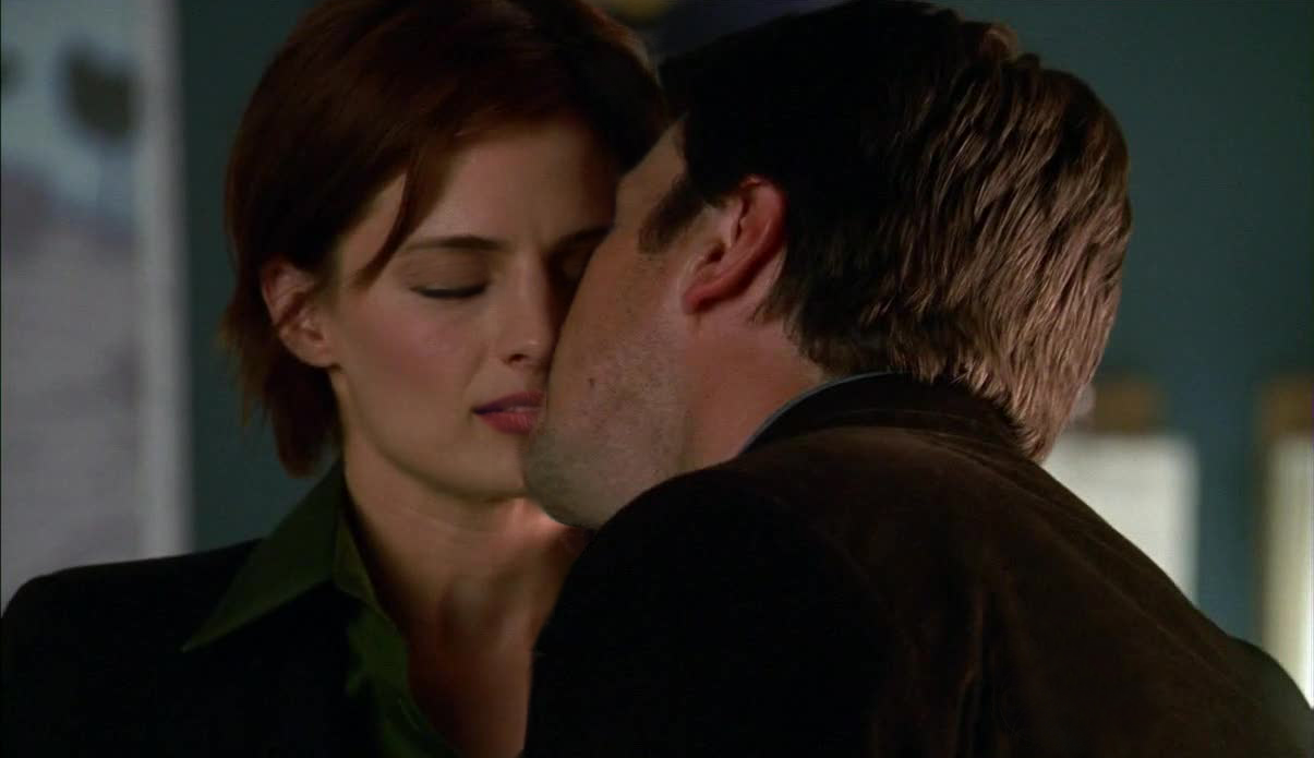 Do Castle And Beckett Hookup In Real Life
