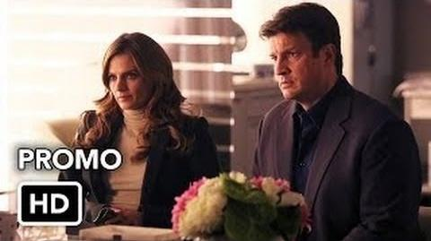 Castle 6x09 Promo Disciple
