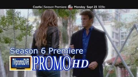 Castle Season 6 Promo 2 Teaser (HD) Beckett's Reaction to the Proposal