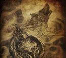 Медальйон Білого Вовка
