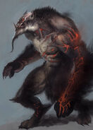 Корнелл у формі звіра
