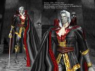 Dracula - CV Resurrection artwork
