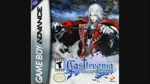Offense and Defense - Castlevania Harmony of Dissonance OST Extended