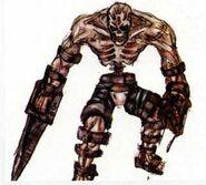 CoD Skeleton Blaze Concept