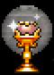 Castlevania-DoS-Alma de Habilidad en pedestal
