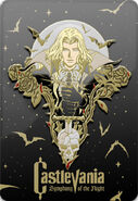 Alucard - Symphony of the Night - 01