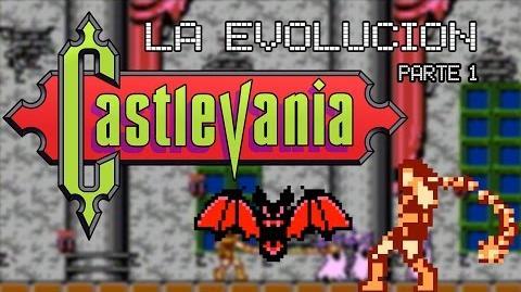 Castlevania, la evolución de una saga. 1º Parte los 8 bits.