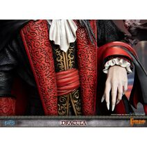 First4Figures Dracula Clothes Closeup