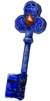 Blue Dragon Key