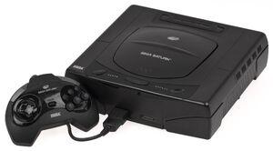 Sega Saturn - 01