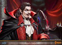 First4Figures Dracula Bonus Head Sculpt