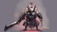 Evil Butcher LoS Artwork