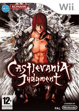 Castlevania Judgment - cubierta eur