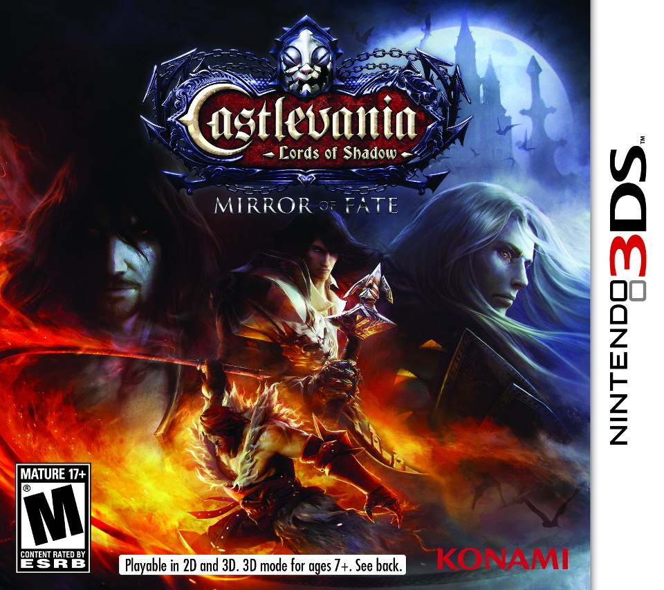 Gorgon | boss battles castlevania: lords of shadow 2 game guide.