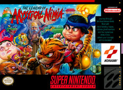 The Legend of the Mystical Ninja - (NA) - 01