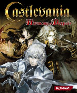 Castlevania - Harmony of Despair