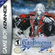 Castlevania - Harmony of Dissonance - (NA) - 01