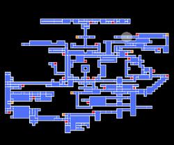 Hell Garden map