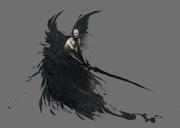 Knight Vampire Mirror of Fate