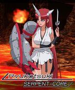 Otomedius Excellent Ryukotsuki