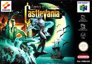 Castlevania - Legacy of Darkness - (EU) - 01