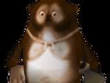 Raccoon Charm