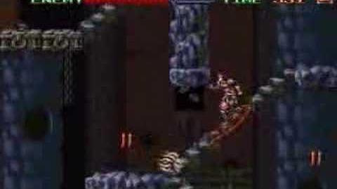 Super Castlevania 4 Stage 8