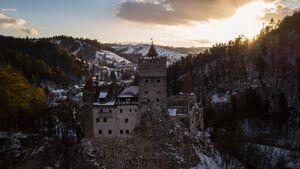 Bran Castle - 01