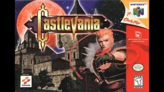 Castlevania 64 OST 63 - Moment of Silence.