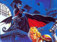 Dracula Simon's Quest