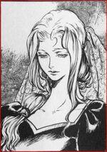 Lisa portrait manga