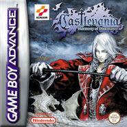 Castlevania - Harmony of Dissonance - (EU) - 01