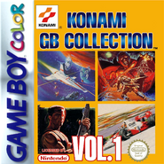 Konami GB Collection, Vol. 1 - (EU) - 01