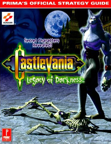 prima s legacy of darkness official strategy guide castlevania rh castlevania wikia com prima game guide elite dangerous prima game guides free
