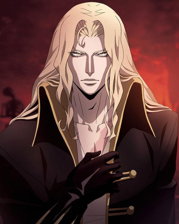 Alucard Animated Series Castlevania Wiki Fandom Powered By Wikia