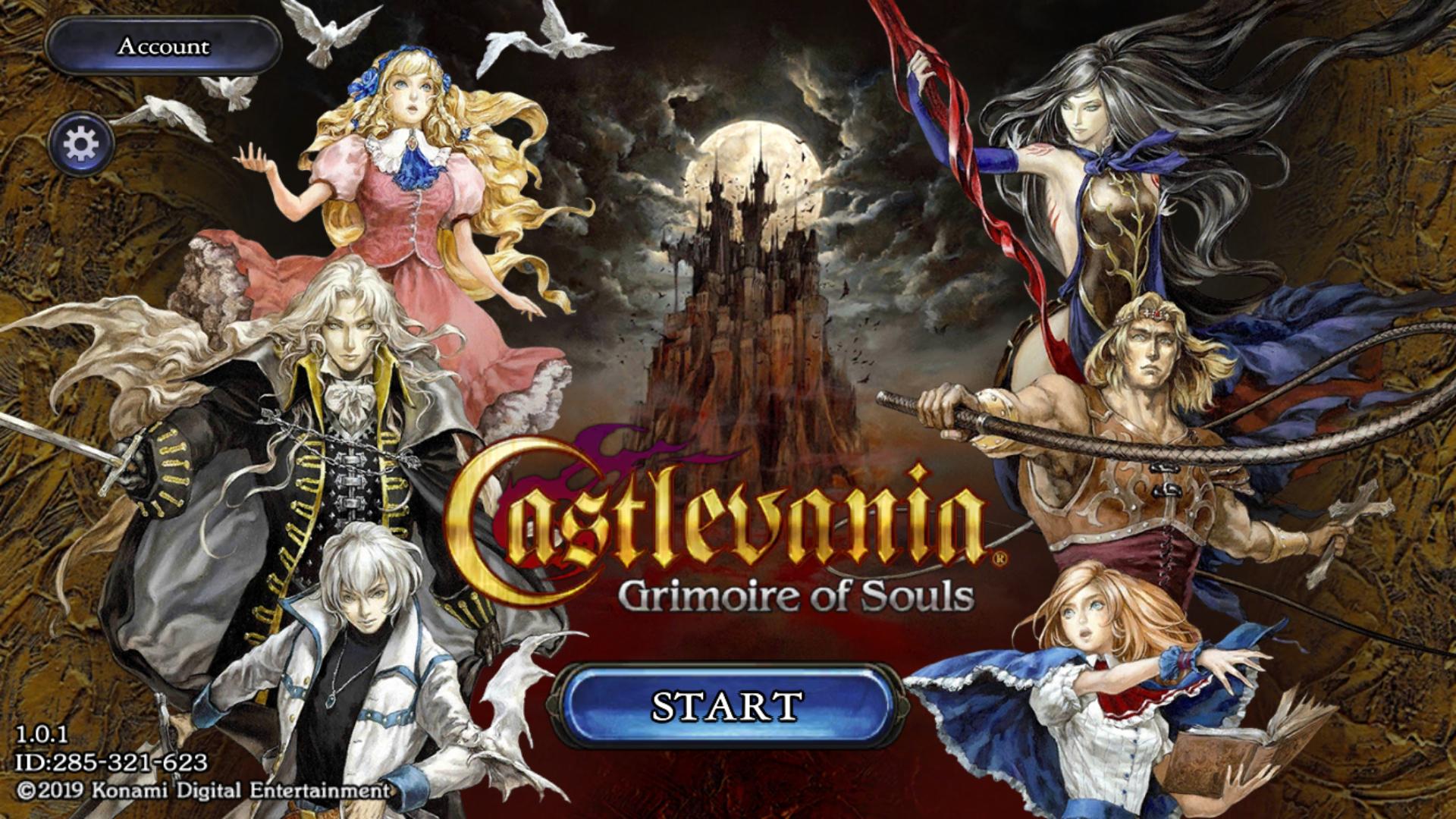 Castlevania Grimoire Of Souls Castlevania Wiki Fandom