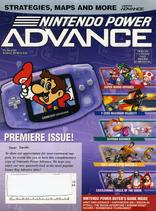 Nintendo Power Advance - 01