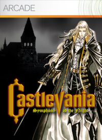 Castlevania Symphony of the Night - xbox live
