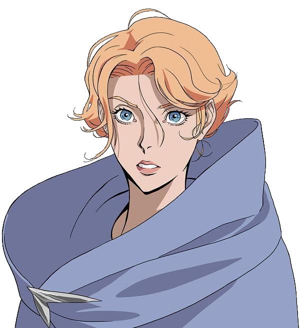 Sypha Belnades Animated Series Castlevania Wiki Fandom Powered